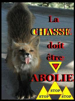 chasse abolition