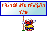 Affiche  stop chasse aux phoques